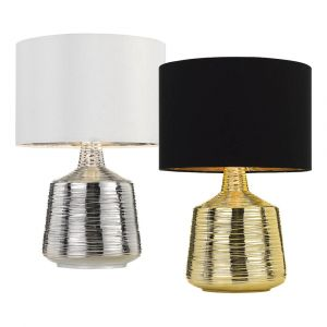 L2-5744 Ceramic Table Lamp Range