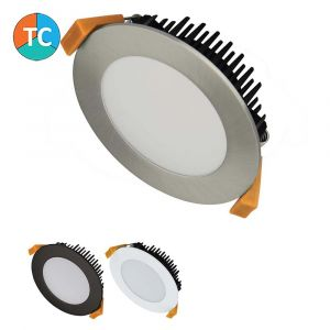 10w TEK-10 Tri-Colour LED Downlight (90 Beam - 800lm)