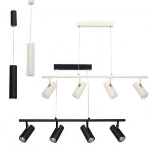 L2-11146 LED Directional Pendant Light Range from