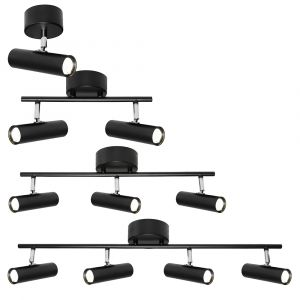L2-3113 Black LED Spot Light Range