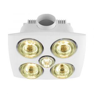 L2U-1150 3in1 Bathroom 4 Heat, Light and Exhaust Fan