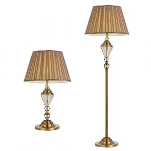 L2-5242 Table and Floor Lamp Range