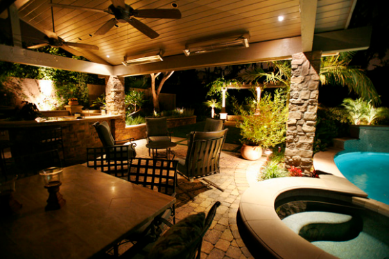 Do You Love Your Outdoor Space? Here is how to decorate it with Lights